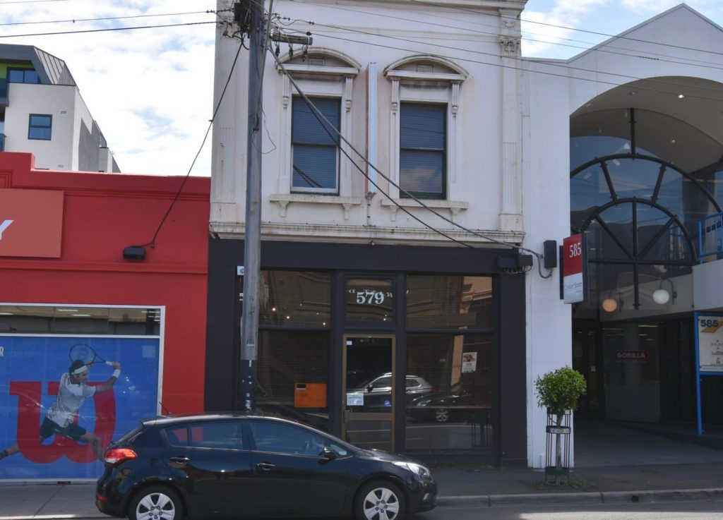 Burwood Road office