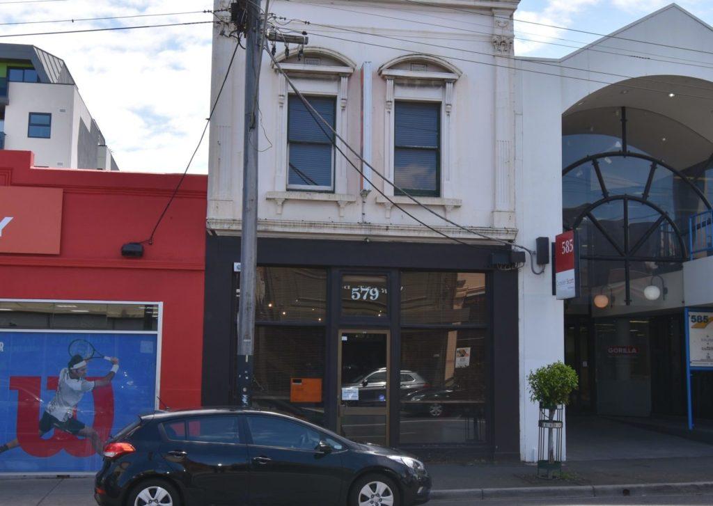 Burwood Road office
